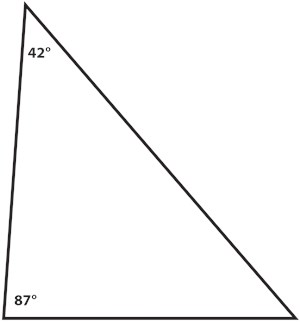 how to solve oblique triangles
