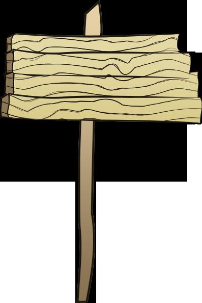blank wooden sign board wisconline oer
