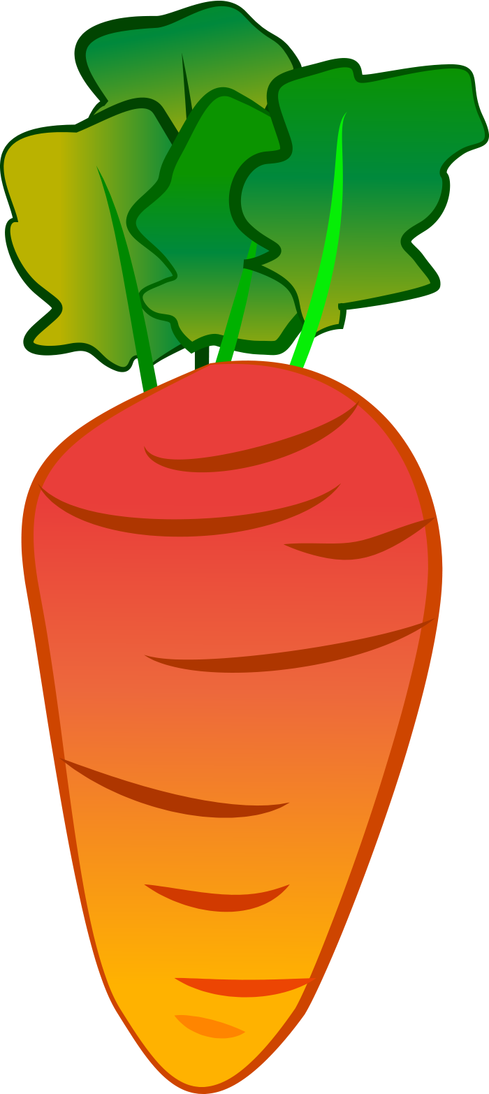 Cartoon Carrot - Wisc-Online OER