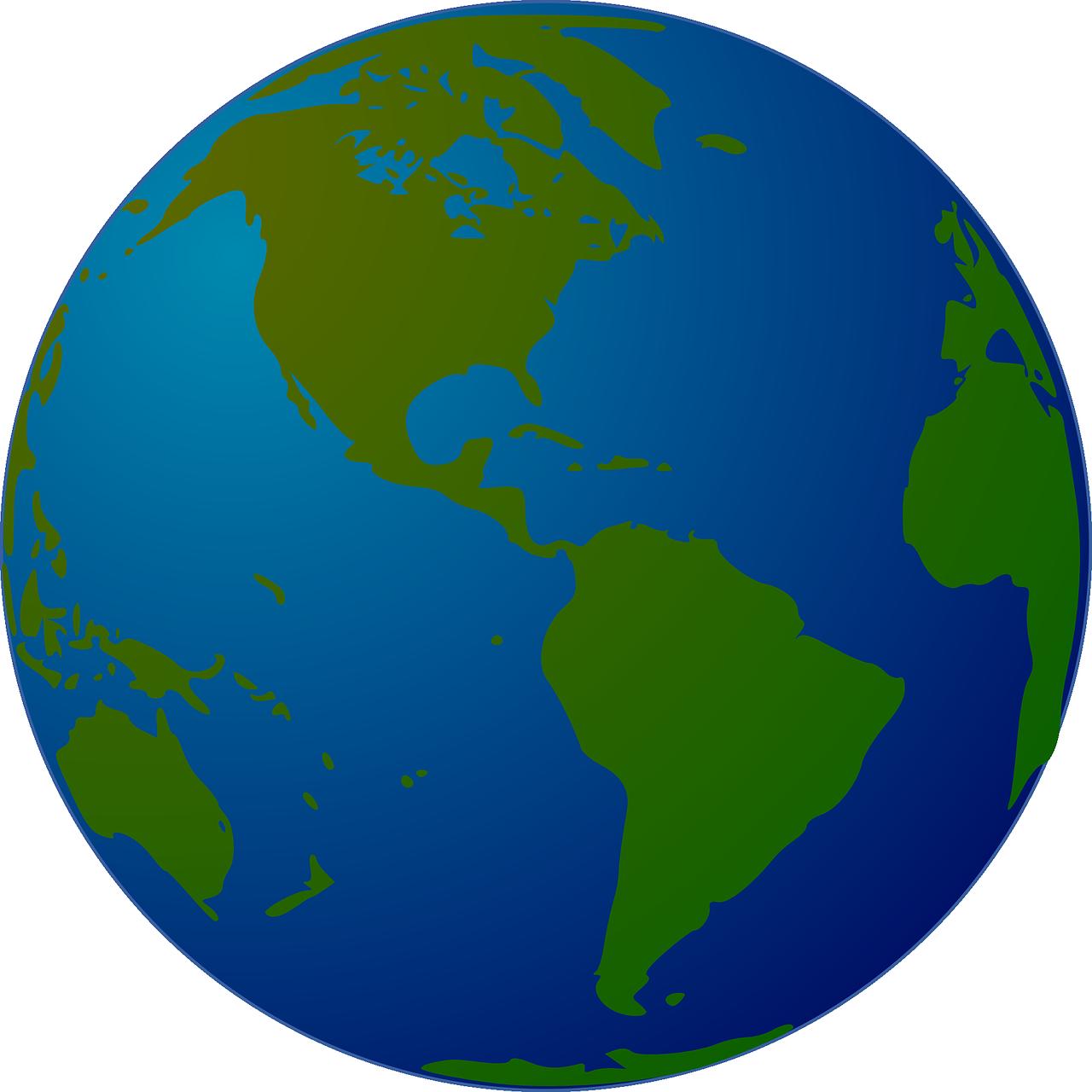 Earth Globe - Wisc-Online OER