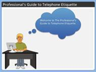 Business Management & Administration The Professional's Guide to Telephone Etiquette