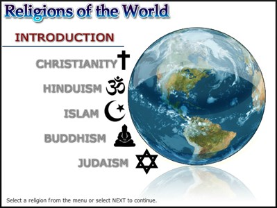 Cultural Studies Religions of the World