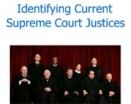 Political Science Supreme Court Justices