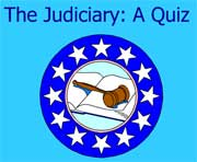 Political Science The Judiciary Quiz