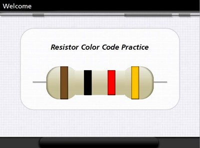 Science, Technology, Engineering & Mathematics Resistor Color Code Practice