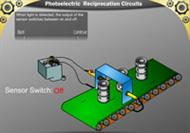 Science, Technology, Engineering & Mathematics Photoelectric Reciprocation Circuits