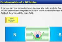 Science, Technology, Engineering & Mathematics Fundamentals of a DC Motor