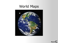 Geography World Maps