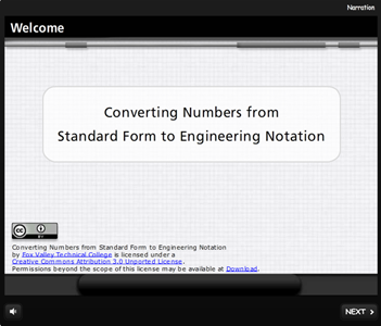 Science, Technology, Engineering & Mathematics Converting Numbers from Standard Form to Engineering Notation
