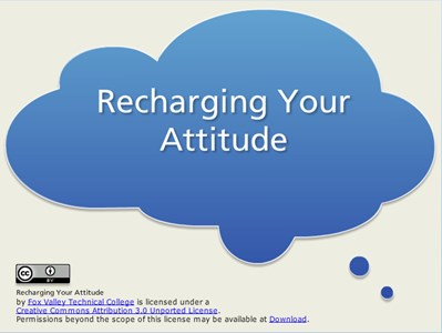 Business Management & Administration Recharging Your Attitude