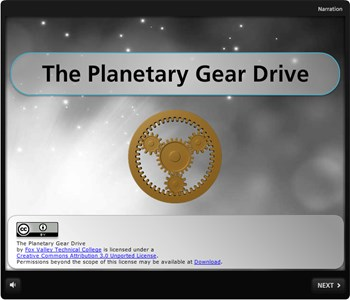 Manufacturing The Planetary Gear Drive