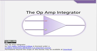 Science, Technology, Engineering & Mathematics The Op Amp Integrator